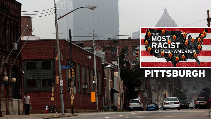 The Most Racist City In America: Pittsburgh?