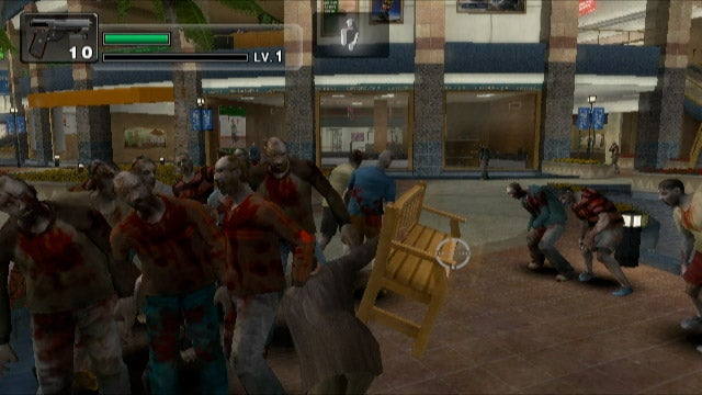 Dead Rising Wii Screens: Where Did All The Zombies Go?