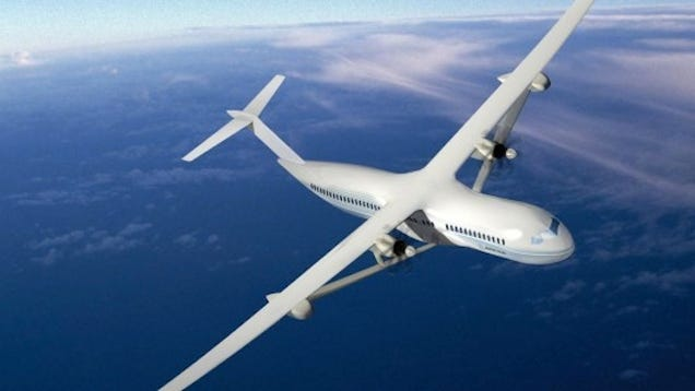 Boeing's Jets of the Future Will Be 60 Percent More Fuel Efficient Thanks to Natural Gas