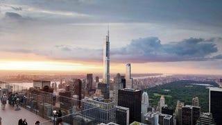 Así será el edificio residencial más alto del mundo en Nueva York