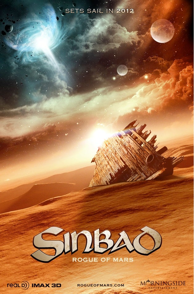 Should Sinbad really go to space?