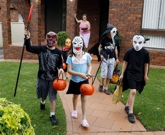 First, They Came For The Ax Murderers: Censorship Of Kids' Halloween Costumes