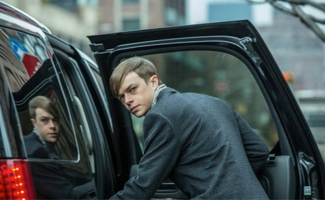 First official images of our new Harry Osborn and Electro's alter ego