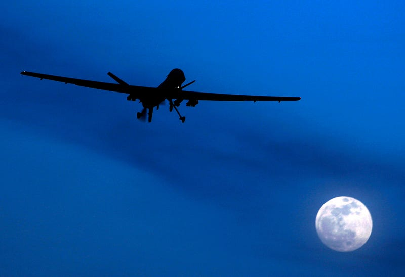 Declassified Document Shows White House Staff Make Key Decisions About Drone Strikes
