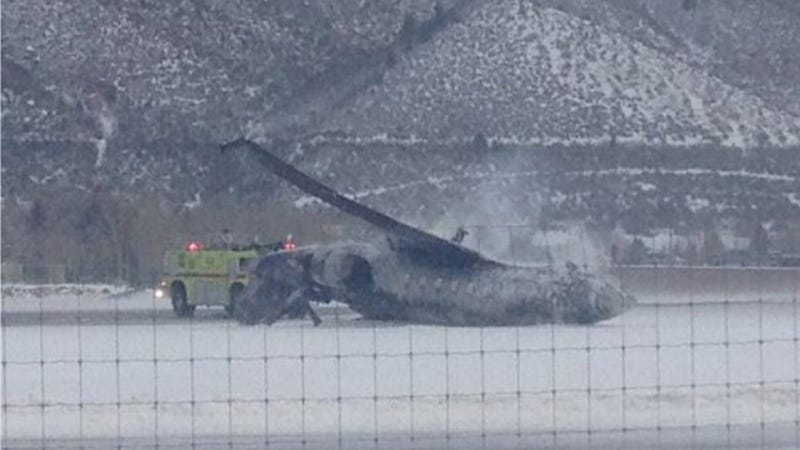 Private Plane Reported To Have Crashed In Colorado [UPDATE]