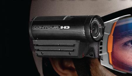 VholdR ContourHD Helmet Cam Lightning Review