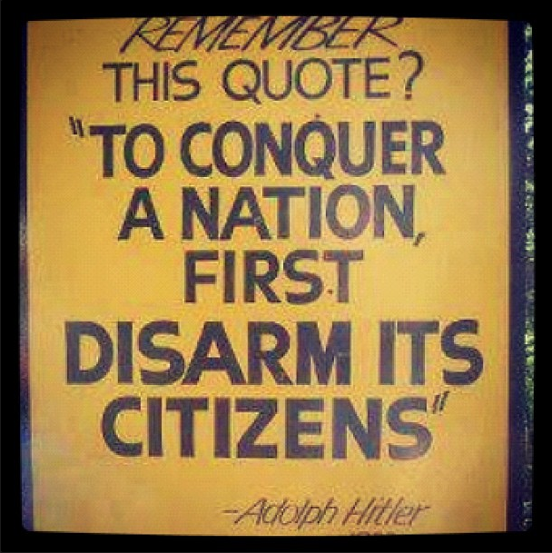 Jason Babin Argues Against Gun Control By Citing Made-Up Hitler Quote