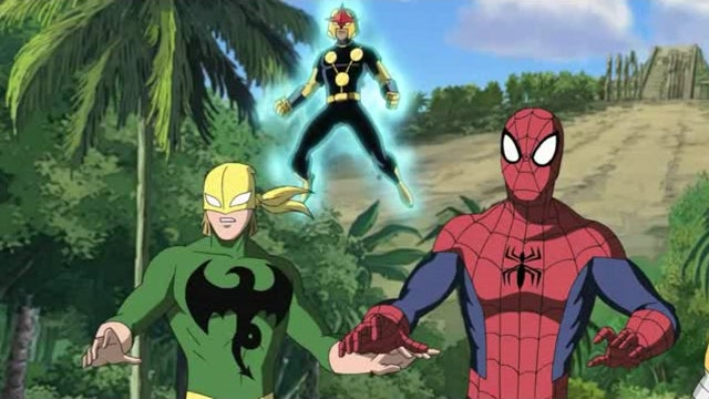 Spider-Man fights a child, the Avengers go to prison, and a G.I. Joe flashback!