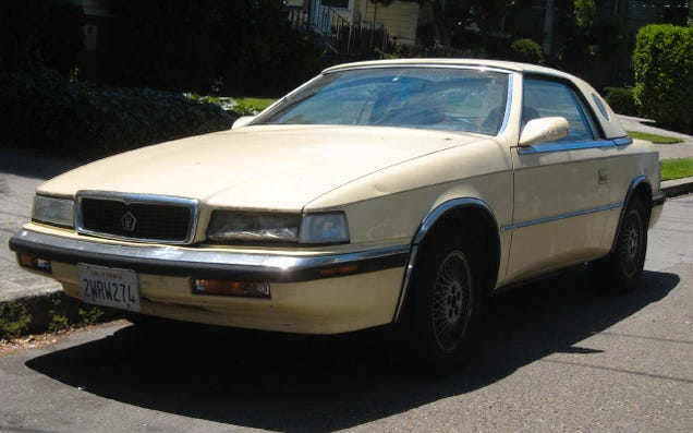 1990 chrysler tc by maserati. Cars Review. Best American Auto & Cars Review
