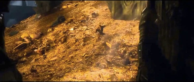 A better look at the Smaug the Terrible and other Hobbit 2 secrets