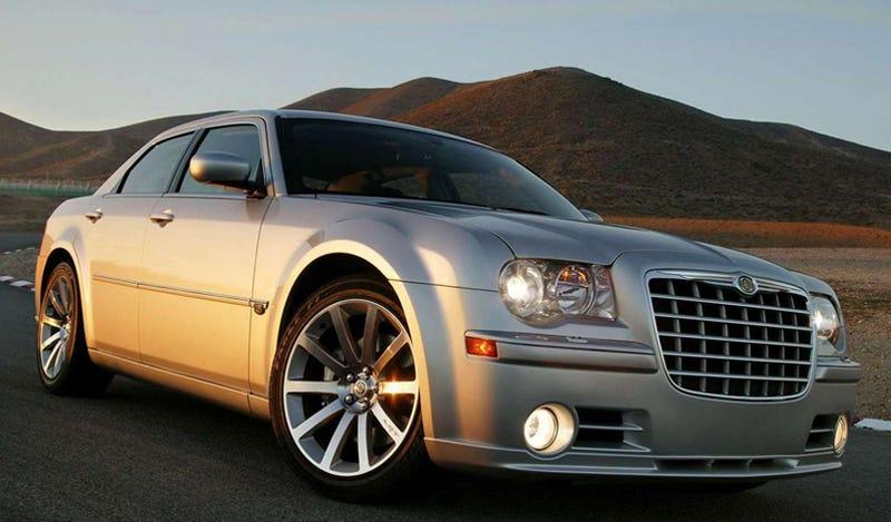 Marlon Brando Would Drive A Chrysler 300C SRT8