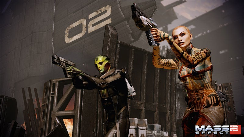 Mass Effect 2 Review: Once More Unto The Breach