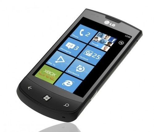 LG Slips Early With Optimus 7 Windows Phone 7 Handset