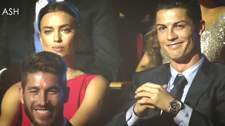Ronaldo's Girlfriend Reacts To Flirty Jokes With Coldest Ice-Grill