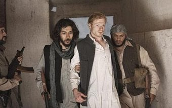 Movie Portrays Prince Harry Captured By Taliban For No Good Reason