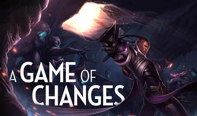 The Good And Bad of League Of Legends Patches