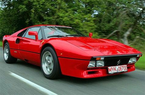 Jalopnik Fantasy Garage: Ferrari 288 GTO