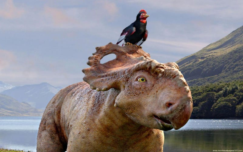 Several Random Things You Didn't Know About Walking With Dinosaurs 3D