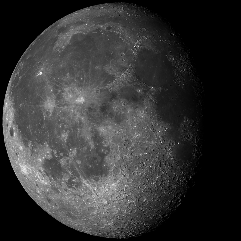 This Rotating Moon Mosaic Is the Most Accurate You've Ever Seen