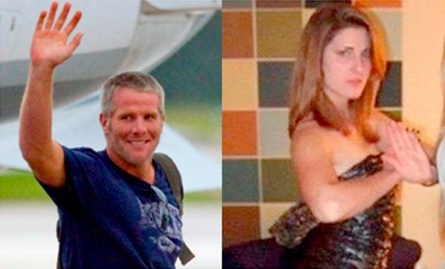 Who Wins The 2010 SHOTY: Brett Favre Or Karen F. Owen?