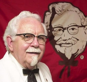 New KFC Slogan: The Product of Hundreds of Geniuses