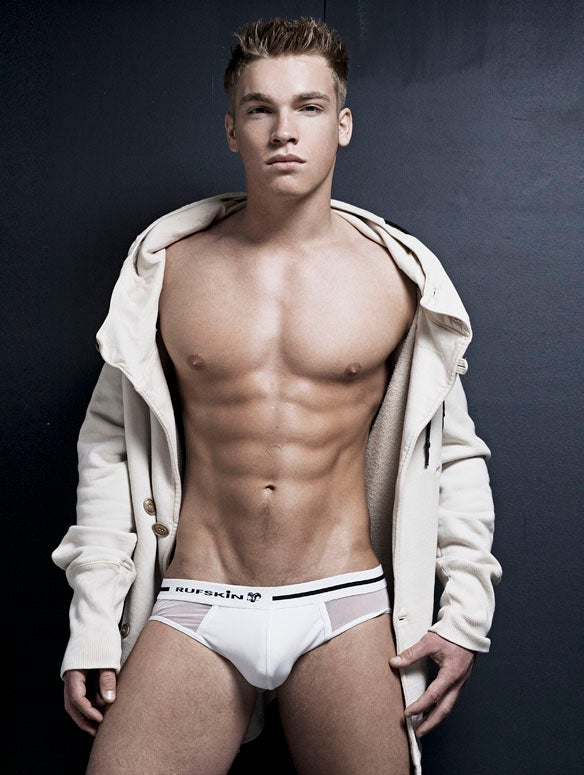 Photos of Nick Gruber, Calvin Klein's 20-Year-Old Boyfriend