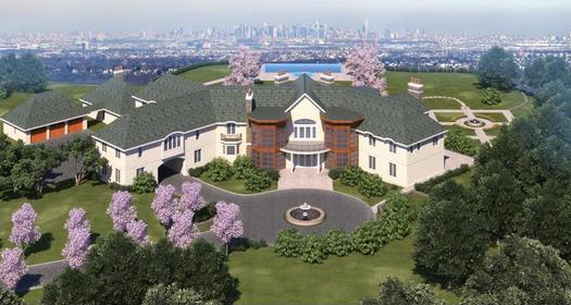 What Insanely Rich Person Will Move Into This $16 Million New Jersey Mansion?