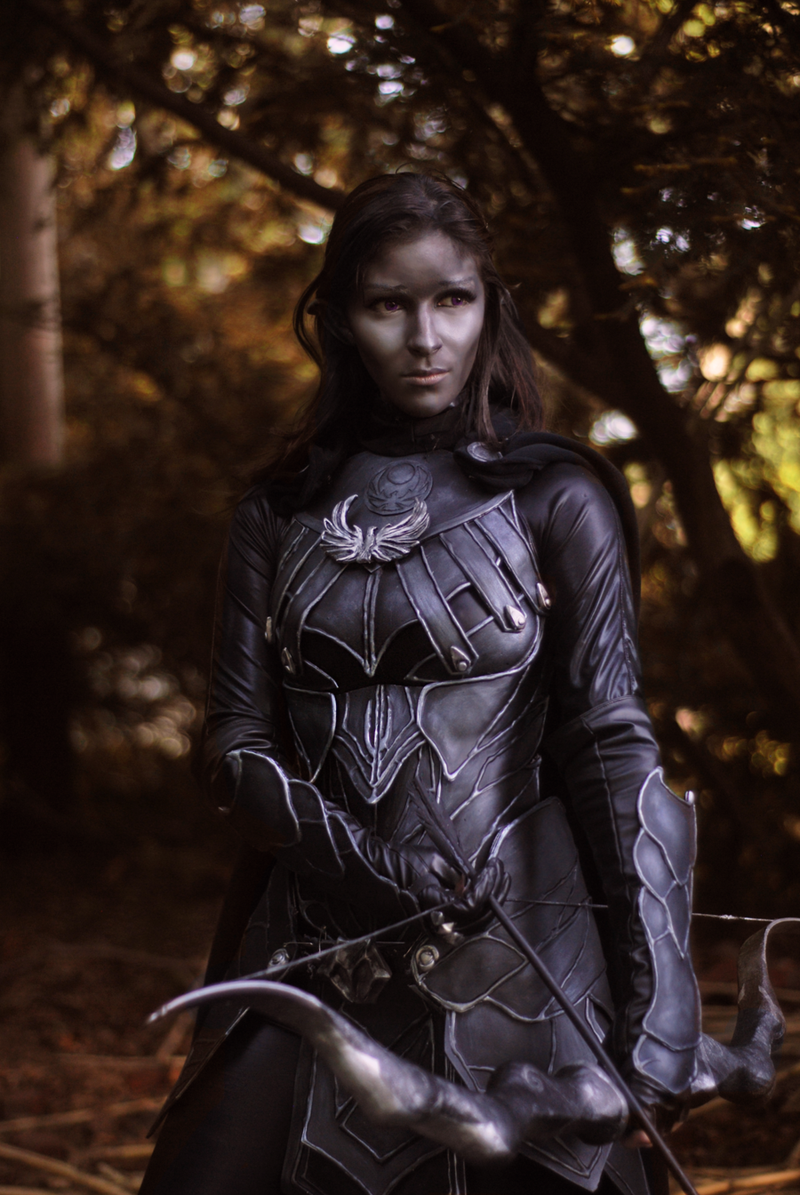 "This Skyrim Cosplay Will Make You Shout ""Fus Ro Dah""!"