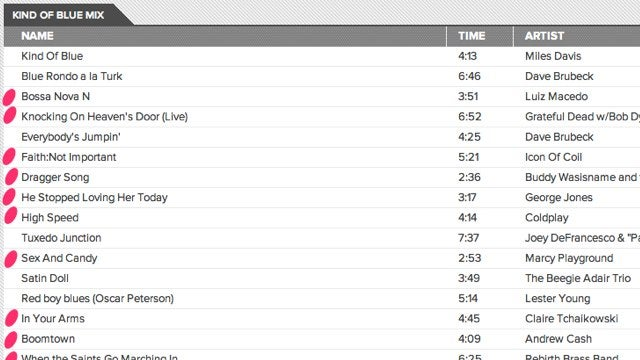 iTunes' Genius Mix vs. Google Music's Instant Mix