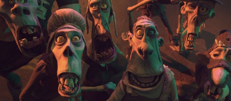 Stop-motion zombie flick ParaNorman combines John Hughes and John Carpenter