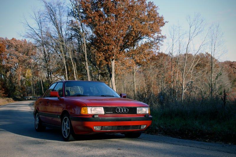 Audi 90 Quattro 20V For Sale