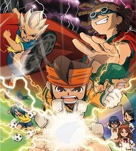 More Level-5 Soccer Anime