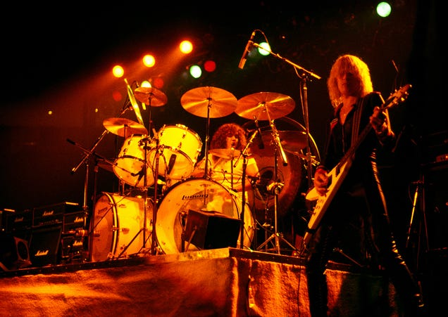 Spinal Tap IRL: The Brief, Sordid Reign Of '70s-Rock Legends UFO