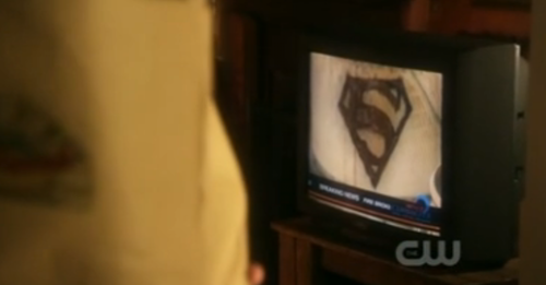 Smallville promises exhibitionist sex, delivers a very special Thanksgiving