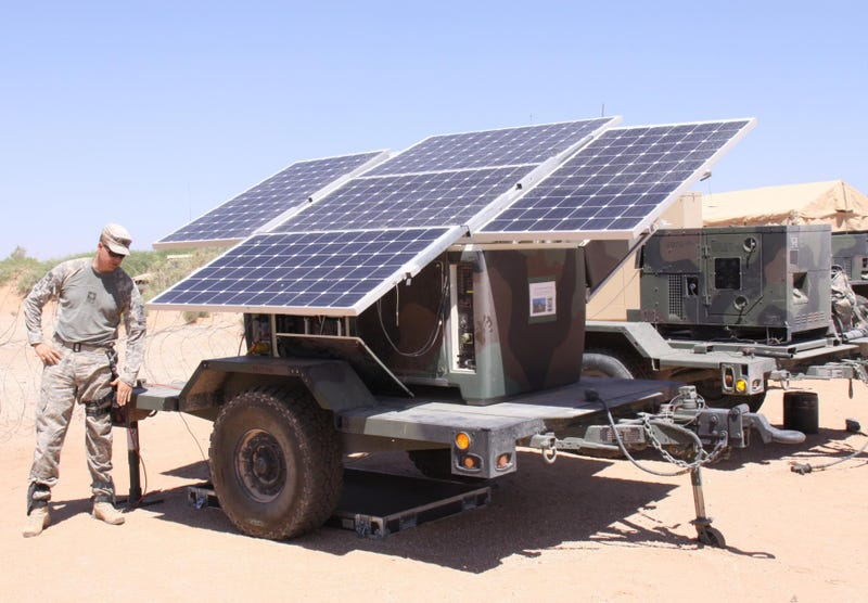 With Great Military Power Comes the Need for Great Energy Efficiency