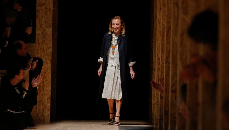 Miuccia Prada Speaks on Feminism, Politics, Being a Fashion Genius
