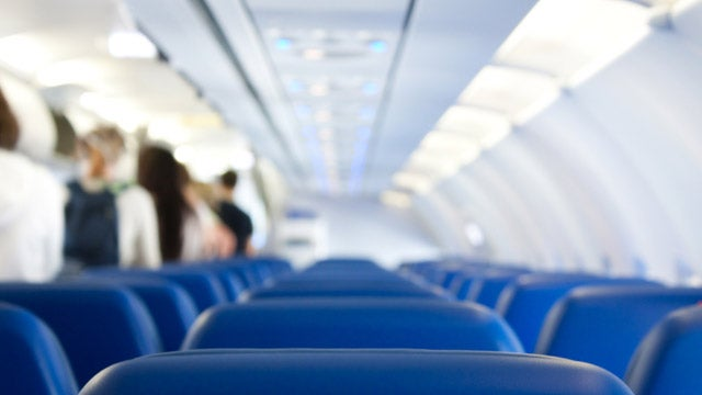 Mom With Crying Baby Unwisely Uses the Emergency Exit to Get Off the Plane Faster