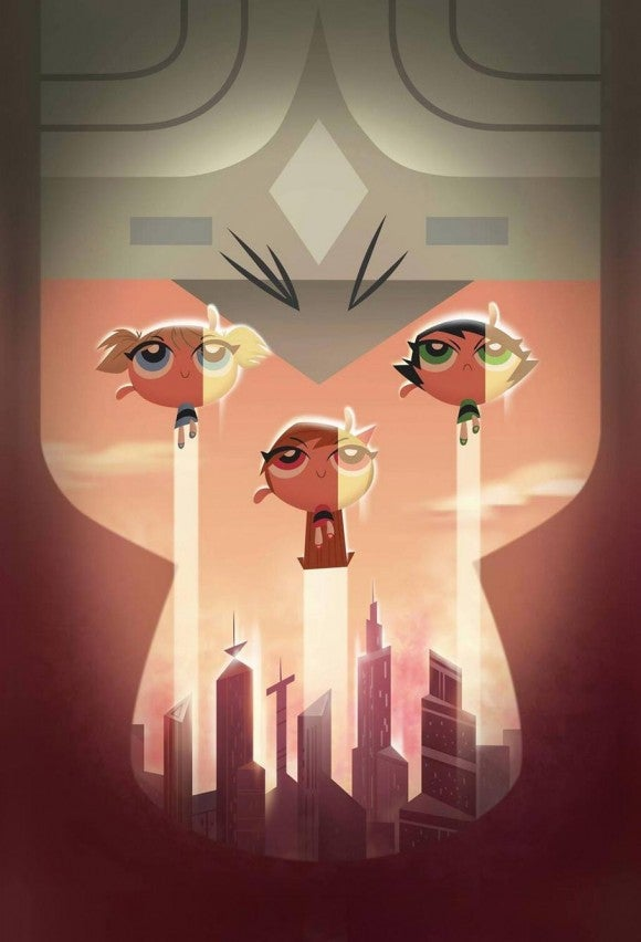 The Powerpuff Girls get a new look for their upcoming special