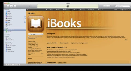 iBooks App Updated to Support Audio and Video Content