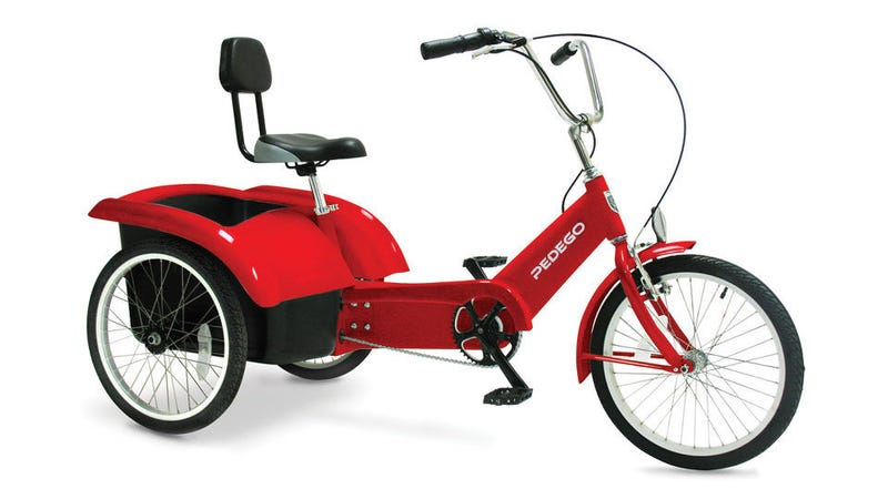 An Electric Beach Cruiser for the Supremely Lazy