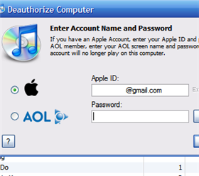 Authorize your iTunes library on more than 5 computers