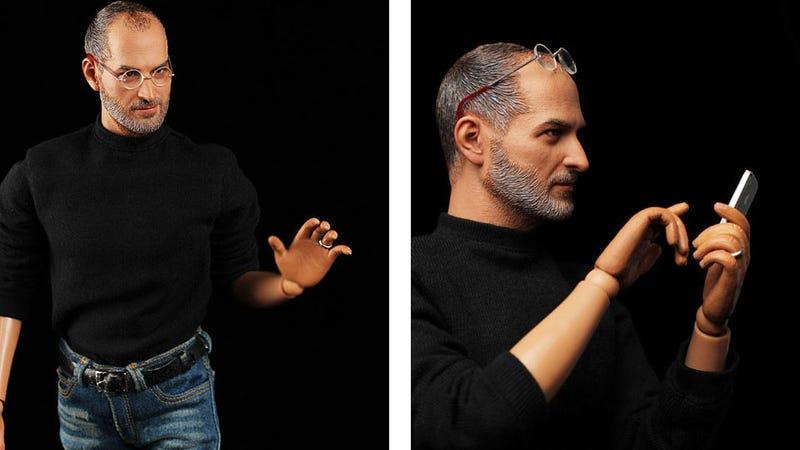 New Steve Jobs Action Figure Is So Good It's Freaky