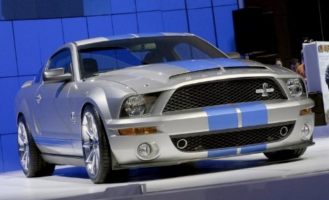 King of the Road Shelby GT500KR Finds Extra Horsepower