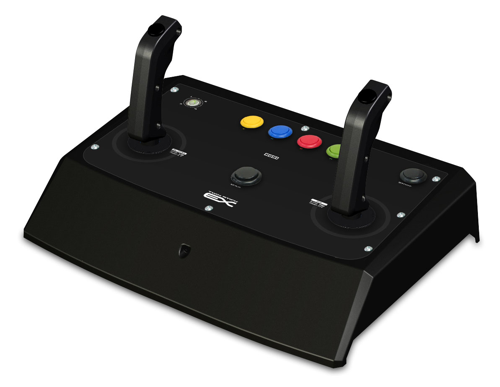 Once Again, $300 Twin Stick Controller Redesigned