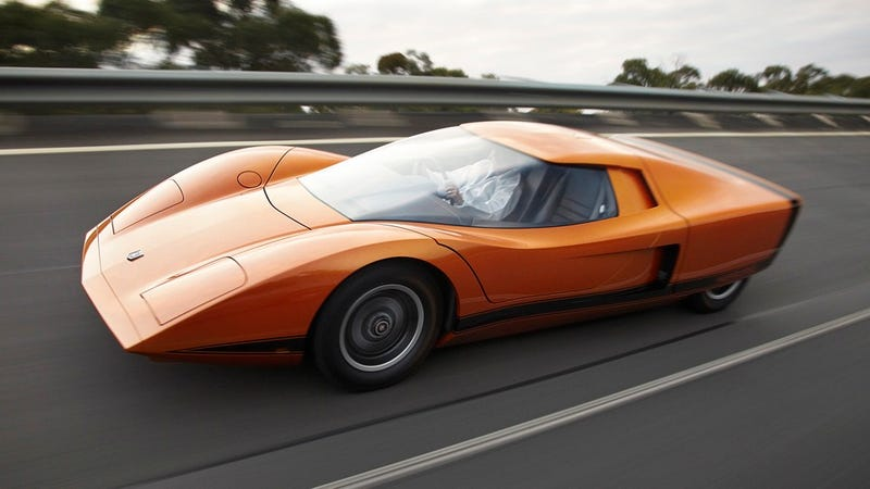Holden Hurricane: Press Photos