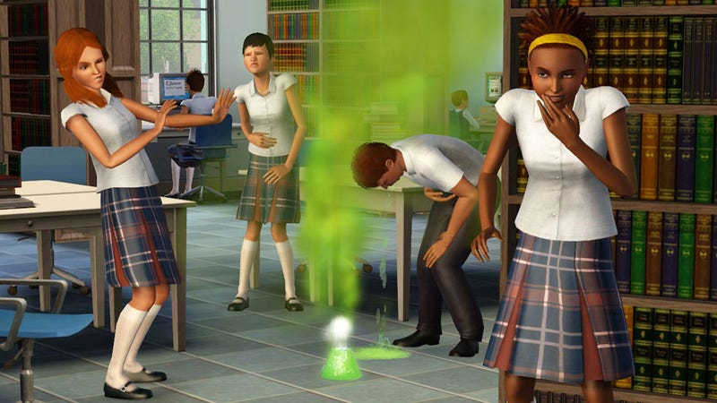 Live Virtual Life To The Fullest With The Sims 3 Generations