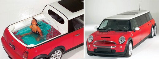 Mini Cooper XXL: Oxymoron on Wheels