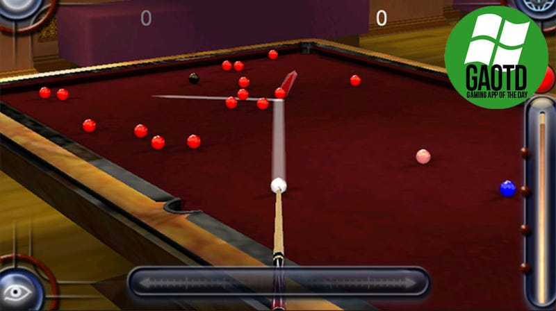 The Most Exciting (and First) Game of Snooker I've Ever Played