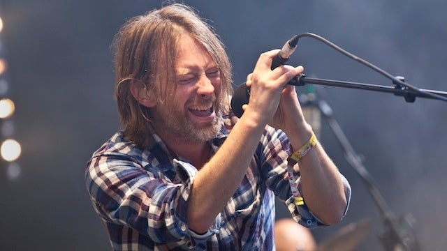 Radiohead Is Playing for Wall Street Protesters Today