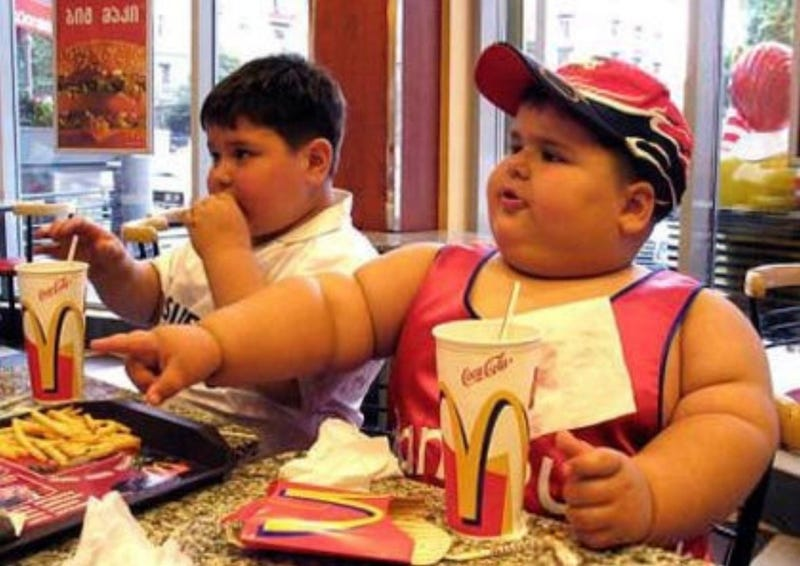 Fundamental Right to Sell Junk Food to Kids Under Attack